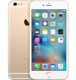 APPLE Iphone 6s 64GB Wit/Goud