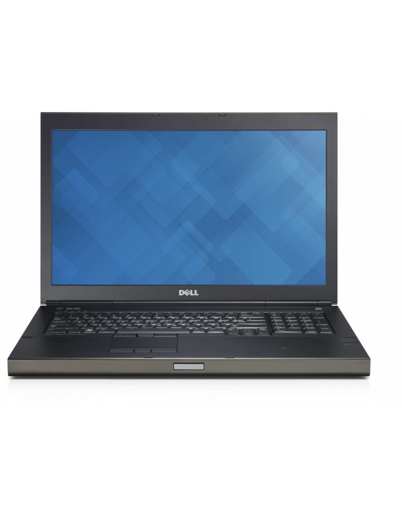 DELL M6800 I7-4700MQ/ 8GB/ 256GB+500GB/ 17 INCH HD+/ W10