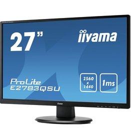 IIYAMA PROLITE E2793QSU-B1  27 INCH LED SCHERM