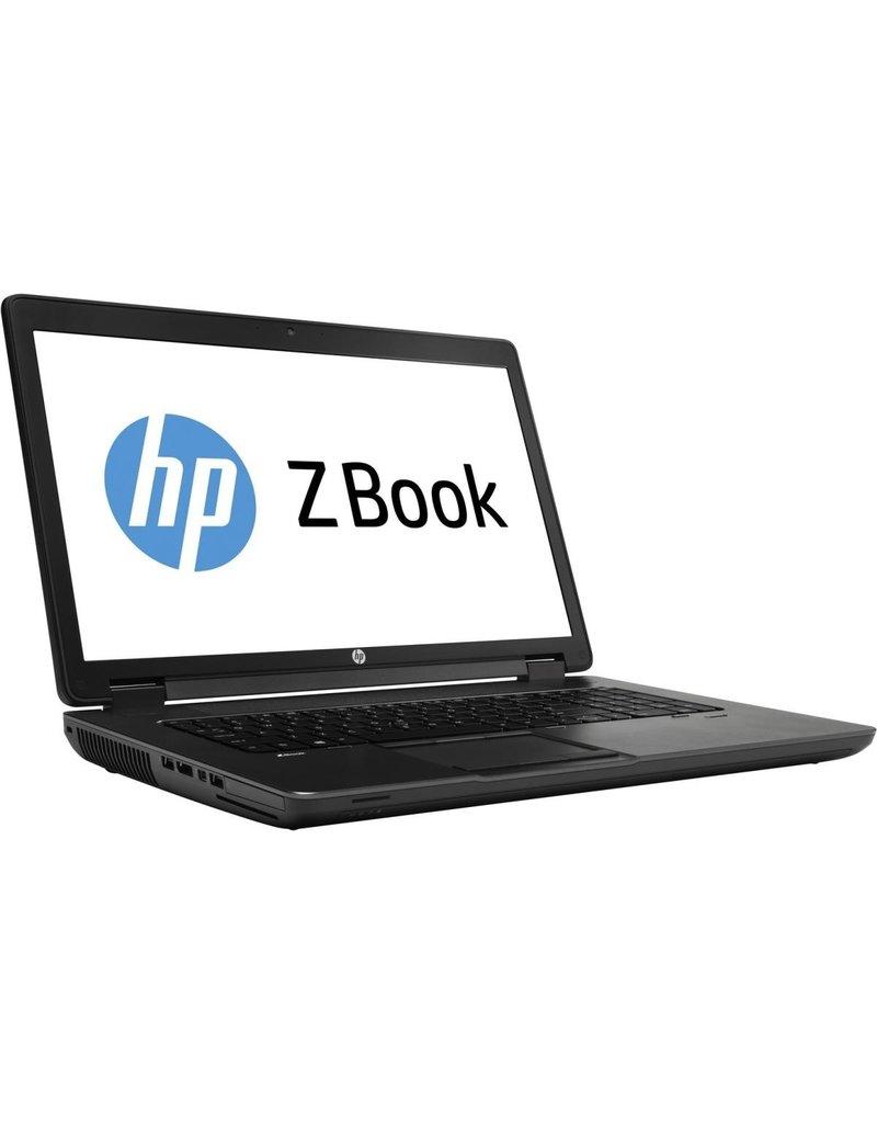 HP ZBOOK 17 G2 I7-4710MQ/ 16GB/ 256GB SSD+500GB HDD/ K3100M/ W10