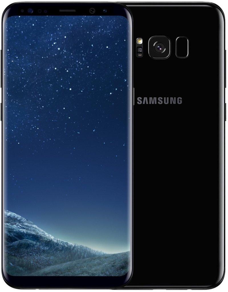 SAMSUNG GALAXY S8 PLUS SM-G955 64GB BLACK