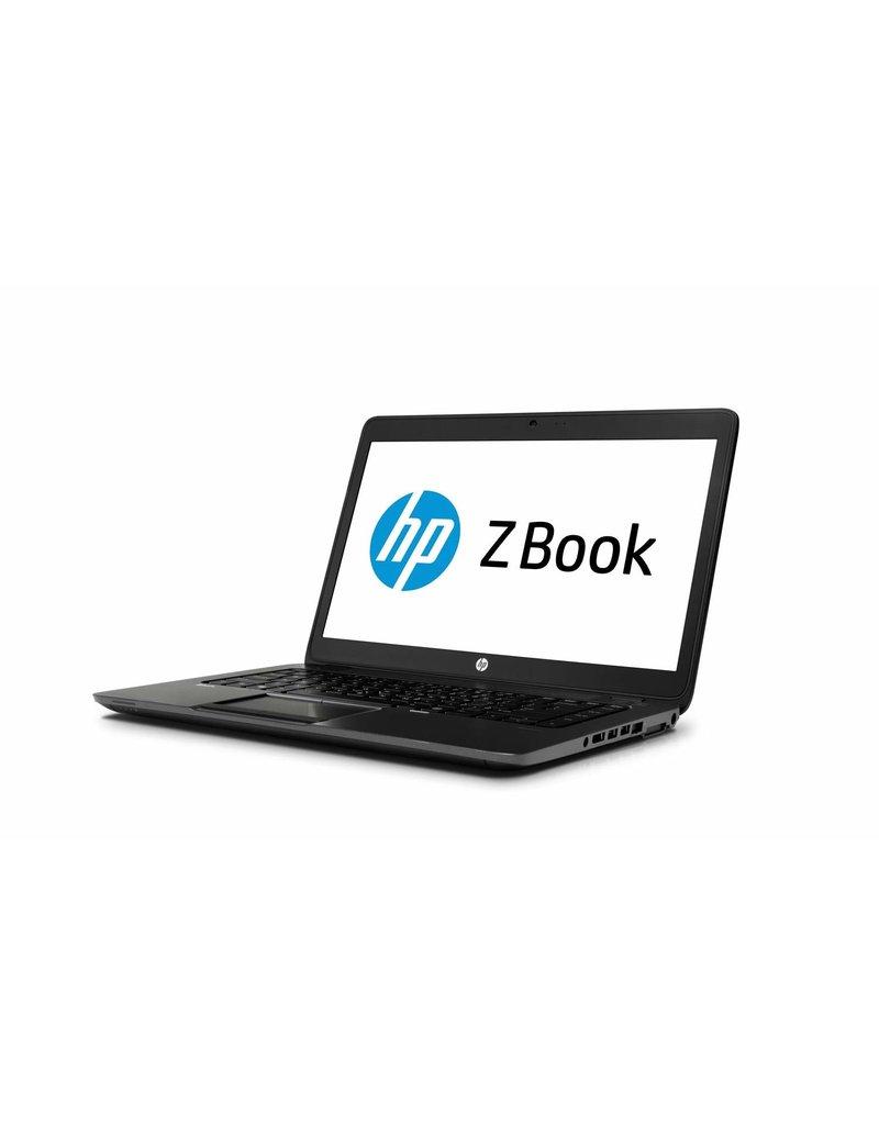 HP ZBOOK 14 G2 I7-5600U/ 8GB/ 256GB SSD+500GB/ M4150/ FHD/ W10