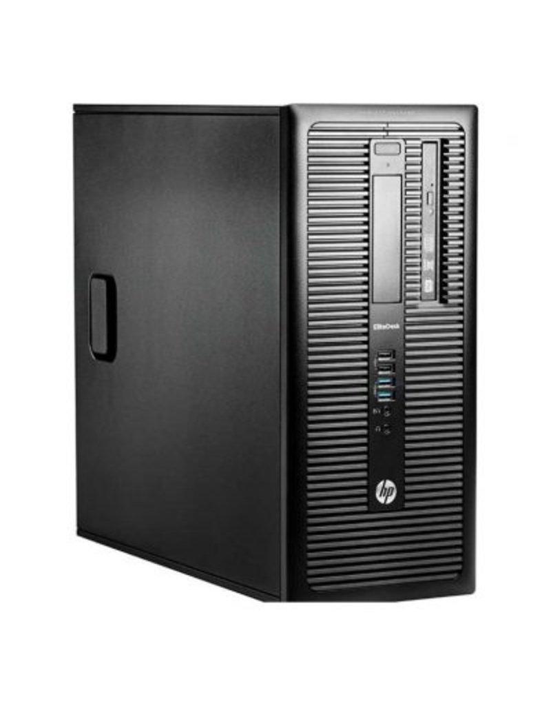 HP ELITE 800 G1 I7-4790/ 8GB/ 250GB SSD+500GB HDD/ DVDRW/ W10