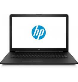 HP 17/ A9-9425/ 8GB/ 512GB SSD/ DVDRW/ 17.3 INCH/ W10/ ZWART
