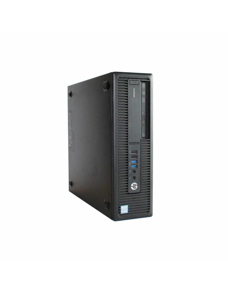 HP PRODESK 600 G2 I3-6100/ 4GB/ 500GB/ DVDRW/ W10