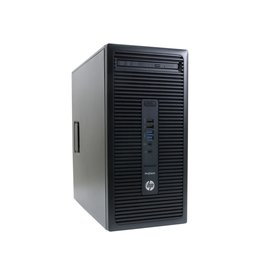 HP 600 G2 TOWER I5-6500/ 8GB/ 256GB SSD+500GB/ DVDRW/ W10