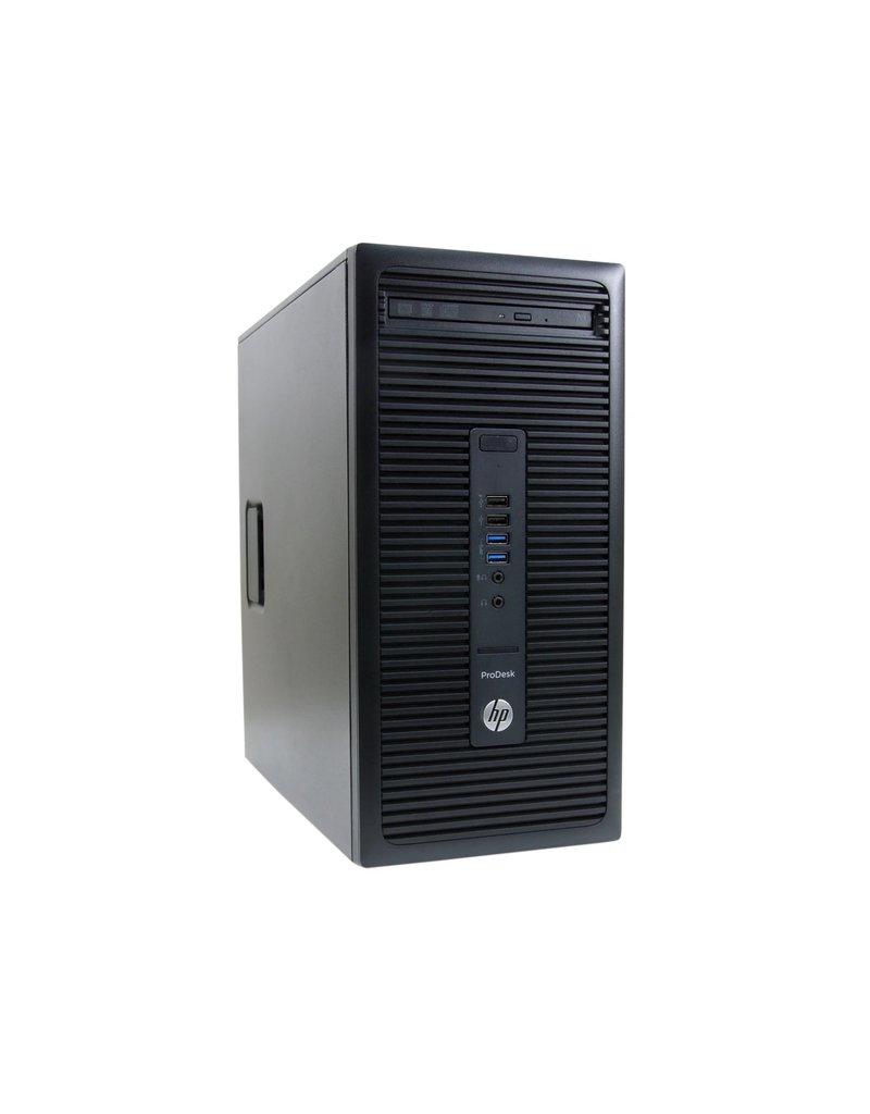 HP 600 G2 TOWER I5-6500/ 8GB/ 256GB SSD+500GB/ DVDRW/ W10