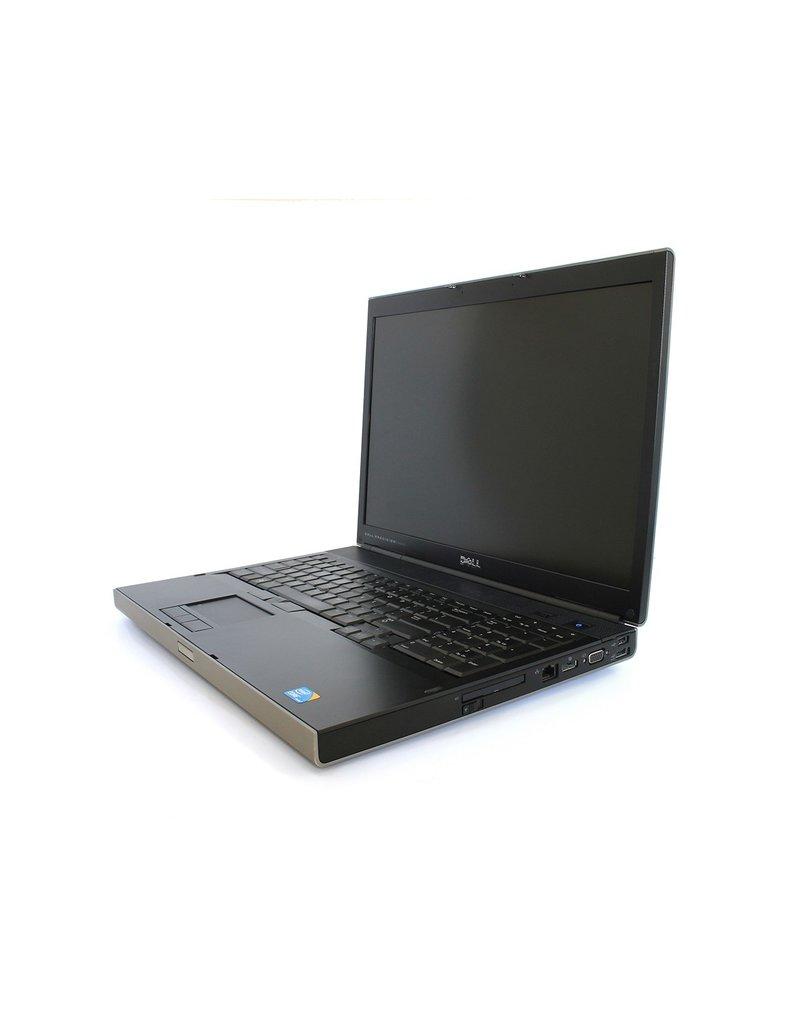 DELL M6500 I5-M560/ 8GB/ 128GB SSD + 500GB HDD/ 17 INCH/ DVDRW/ W10