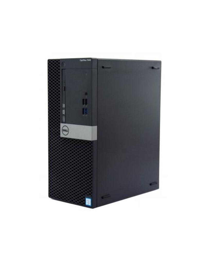 DELL 5040 I3-6100 3,7GHZ/ 8GB/ 128GB SSD+500GB HDD/ DVDRW/ W10