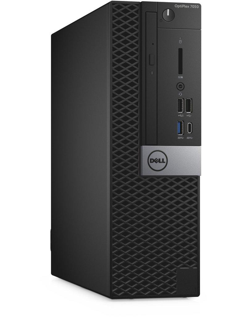 DELL 7050 I7-7700 3,6GHZ/ 8GB/ 500GB SSD+500GB HDD/ DVDRW/ W10