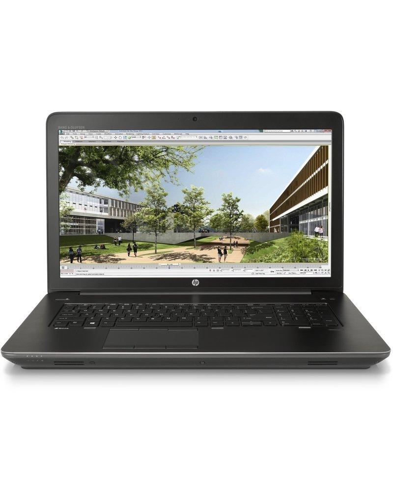 HP ZBOOK 17 G3 I7-6820HQ/ 32GB/ 512GB SSD+1TB HDD/ 17 INCH/ W10/ B GRADE