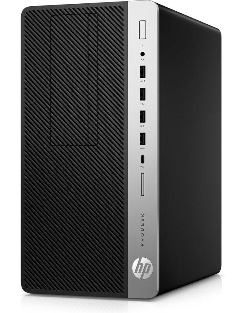HP PRODESK 600 G3 I5-6500/ 8GB/ 256GB SSD+500GB HDD/ W10