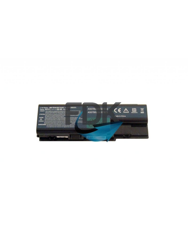 ACER Laptop Accu 14.8V 5200mAh