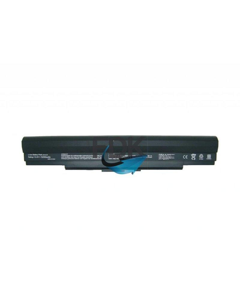 ASUS UL30/ UL50/ UL80 Accu 14.4V 5200mAh