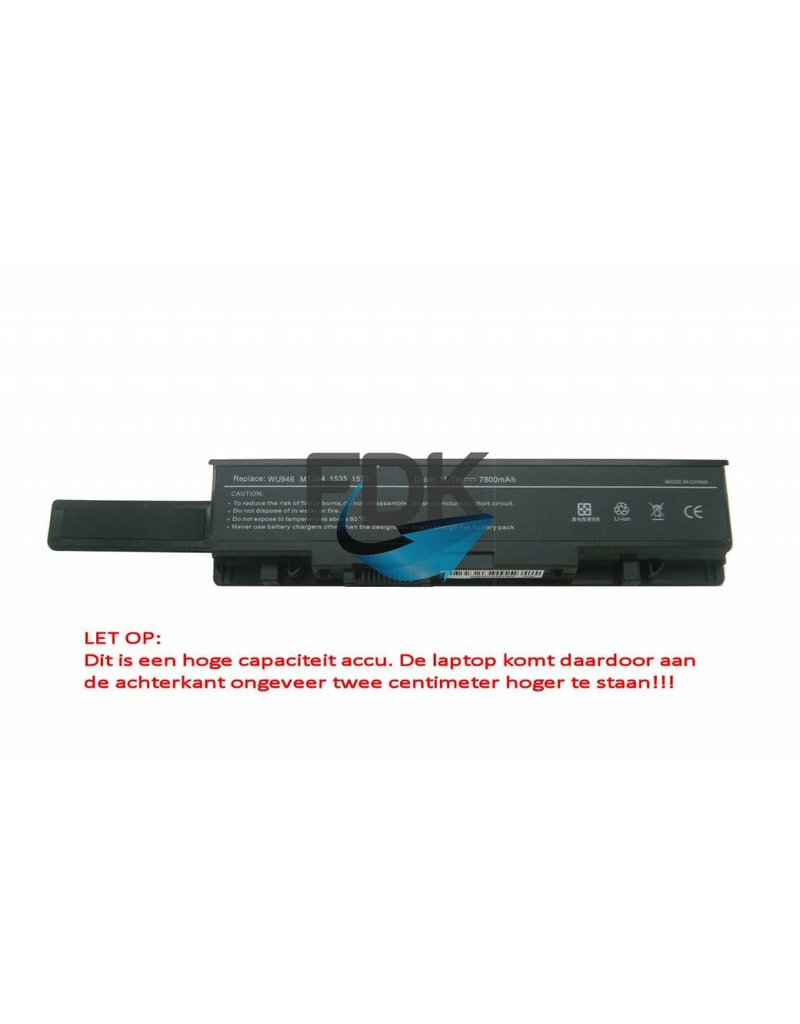 DELL Extended Accu 11.1V 7800mAh