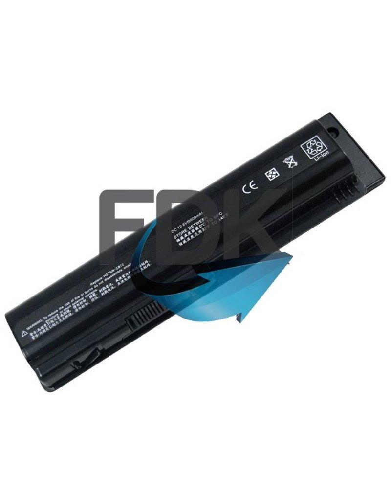 HP/Compaq Laptop Accu 10.8V 4400mAh