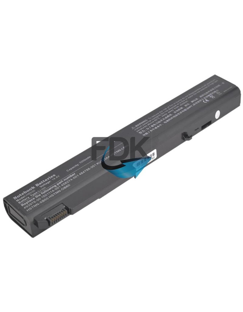 HP/Compaq Business Notebook Accu 14.4V 5200mAh