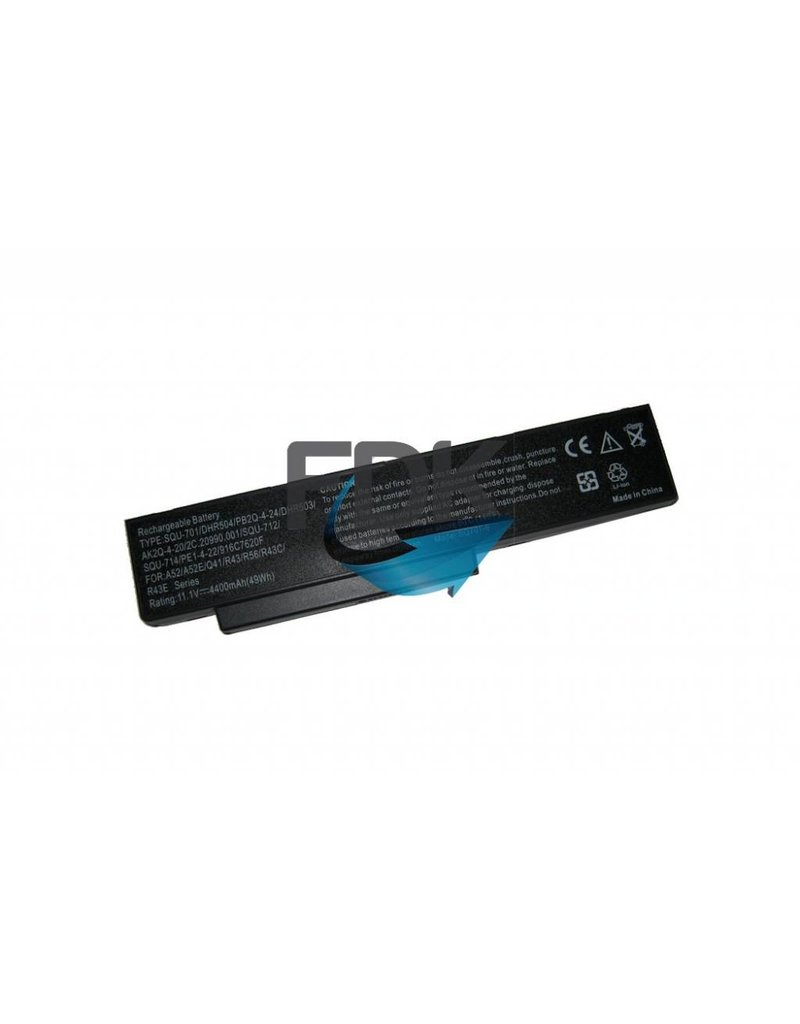 Packard Bell Accu 11.1V 4400mAh