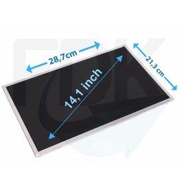 """DELL LCD Scherm 14,1"""" 1280x800 WXGA Matte Widescreen"""
