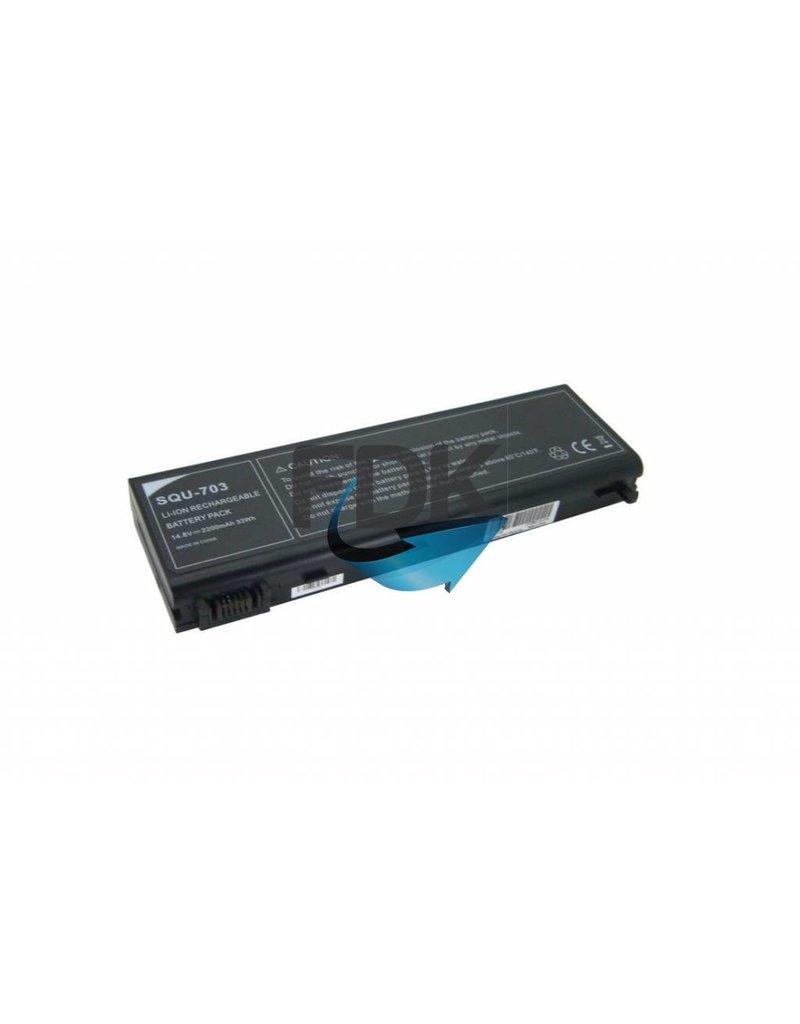 Packard Bell Laptop Accu 14.8v 2200mAh