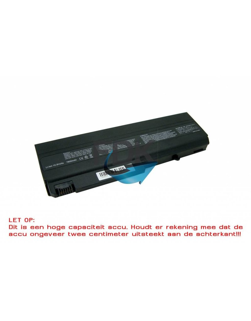 HP/Compaq Business Notebook Accu 10.8V 7800mAh (Extended)