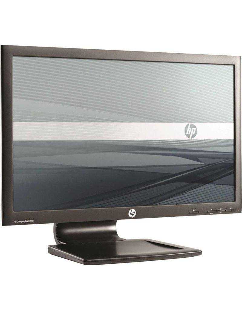 HP LA2306x 23 INCH ZWART WIDE TFT MONITOR