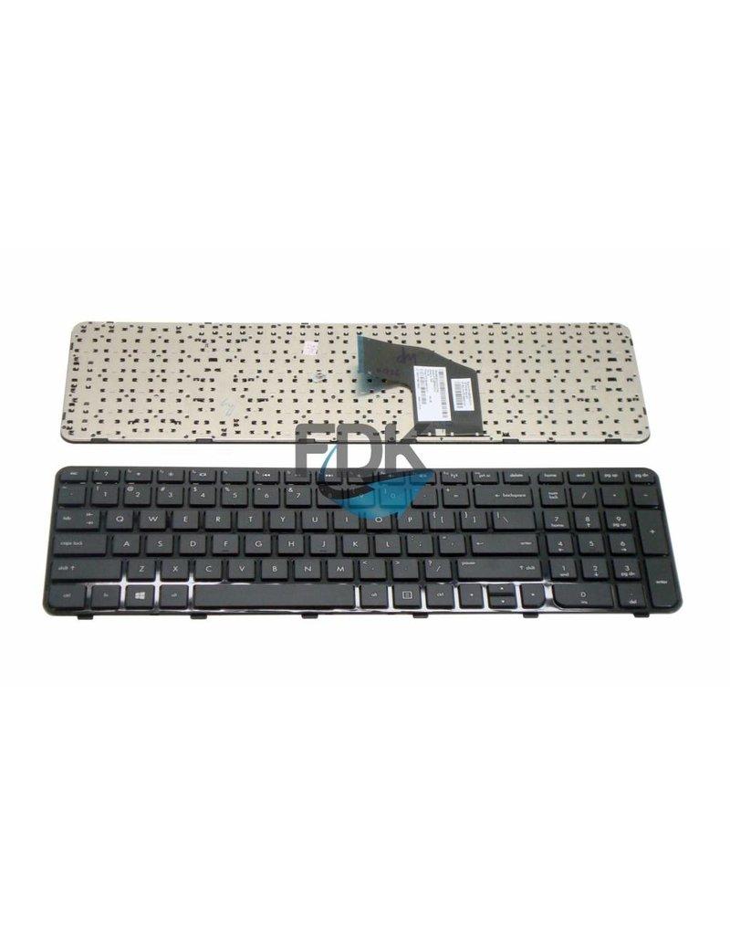HP G6-2000 series US keyboard (met frame)