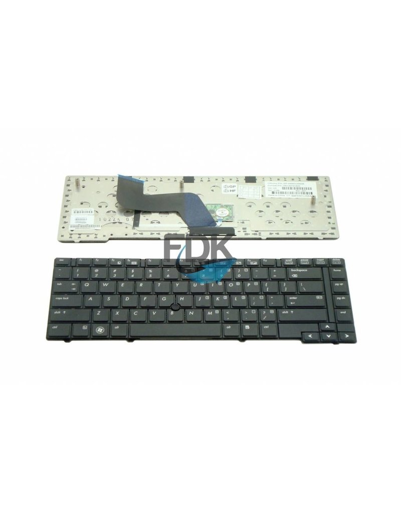 HP EliteBook 8440p/ 8440w US keyboard