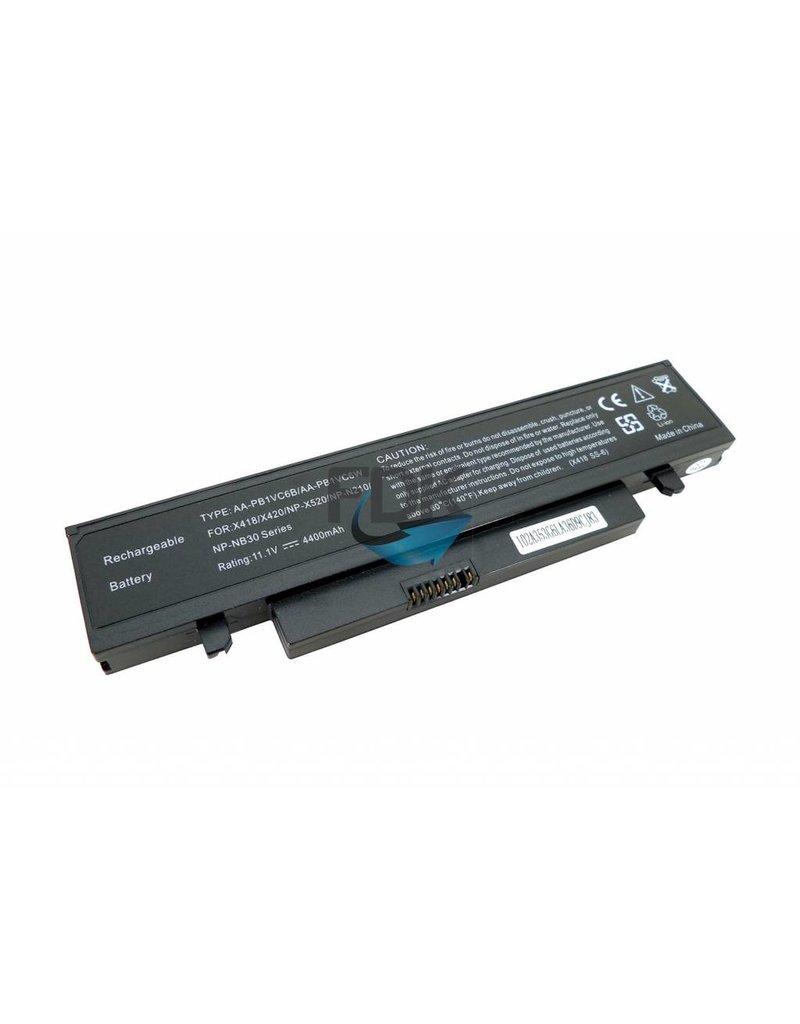 SAMSUNG N210/ N220/ X420/ X520 Accu 11.1V 4400mAh