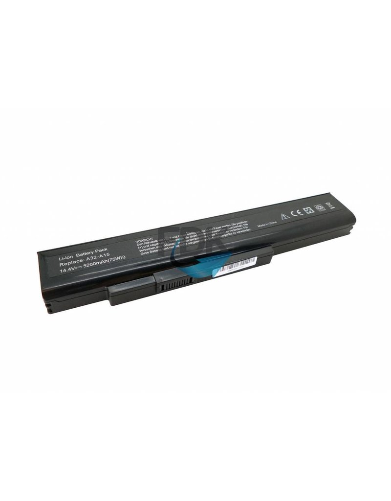 Medion MSI Accu 14.4V 4400mAh