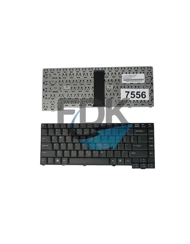 ASUS F2/F3 US keyboard (24-Pin)