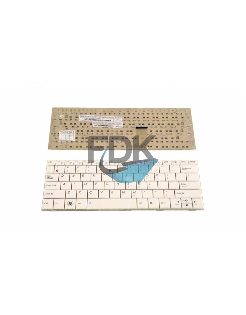 ASUS EEE PC 1001/1005/1008 US keyboard (wit)