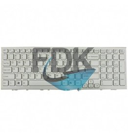 SONY Vaio VPC-EH/ VPC-EL US keyboard (wit)
