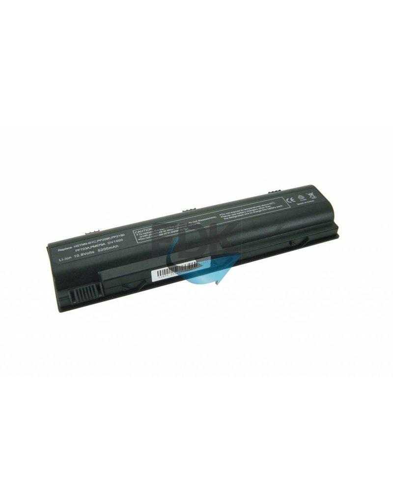HP Pavilion DV1000 series Accu 10.8V 5200mAh