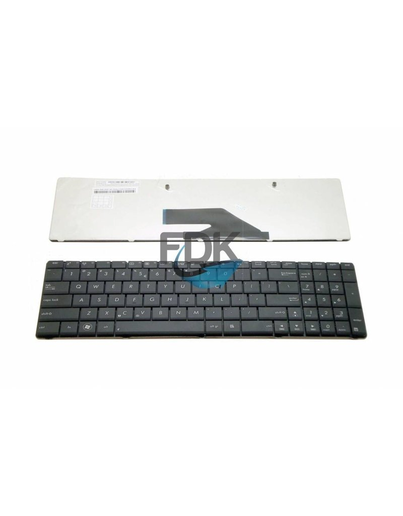 ASUS K75DE US keyboard