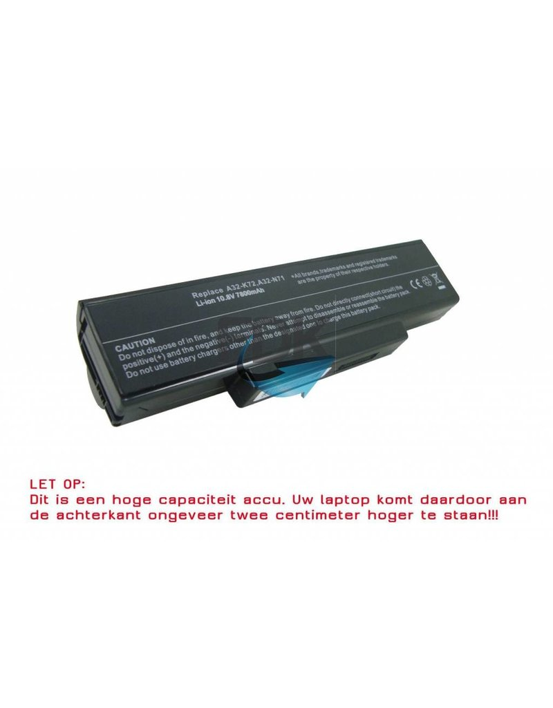ASUS Accu 10.8V 6600mAh (Extended)