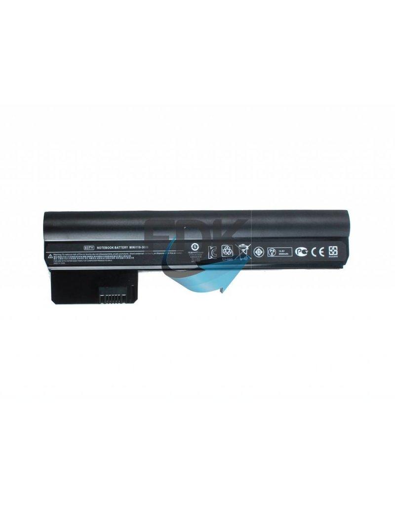 HP Mini 110-3000 Accu 10.8V 2500mAh
