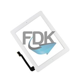 APPLE iPad 4 Digitizer Assembly (wit)