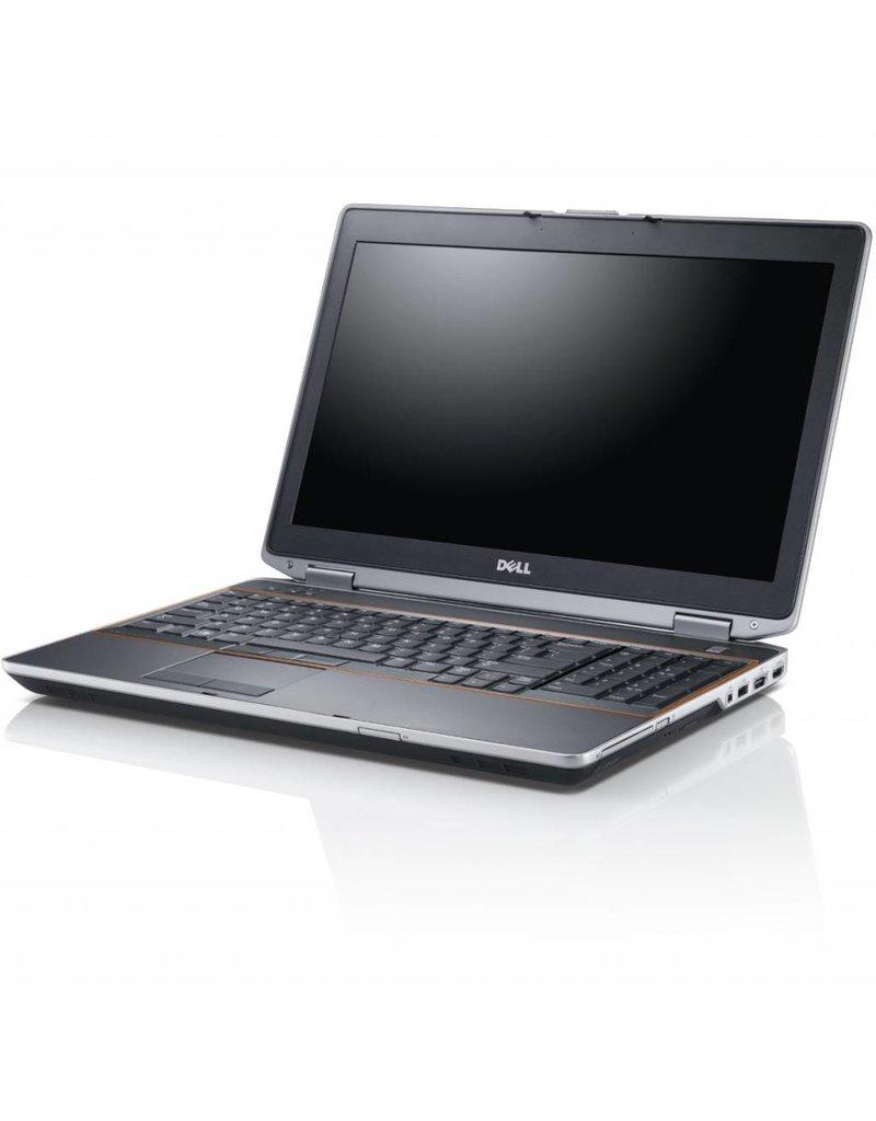 DELL E6520 I5-2520M/ 8GB/ 240GB SSD/ FHD/ W10/ WIFI