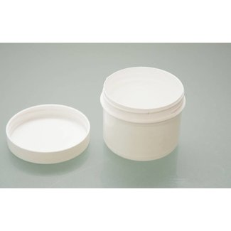 123WAXING Leeg plastic harspotje - 100 ml