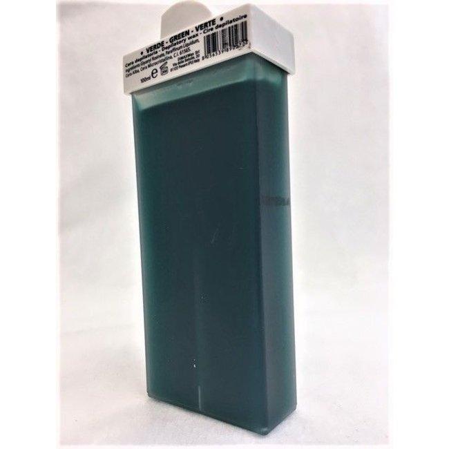 Harscassette Classic Green kleine roller 100 ml
