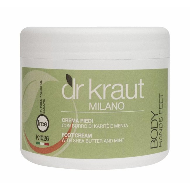 Voetcrème  dr Kraut 500 ml