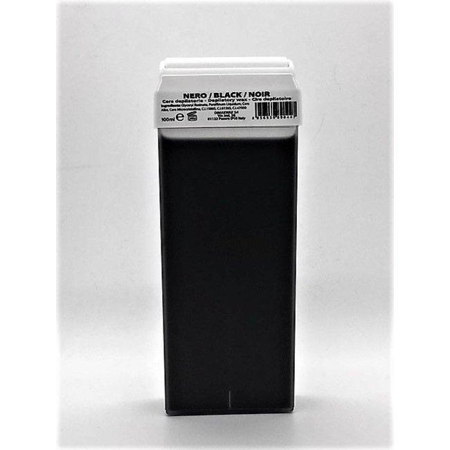 Harsgroothandel.nl Harspatroon Black Wax grote roller 100 ml