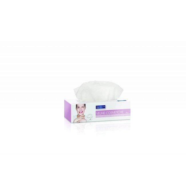 Doos gezichts tissues - 150 stuks