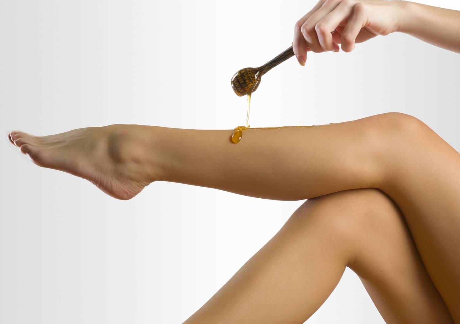 Redness or pimples/spots after waxing