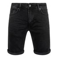 Purewhite Jeans Short Black