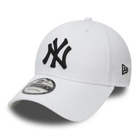 New Era 9Forty White
