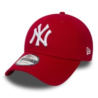 New Era 9Forty Red