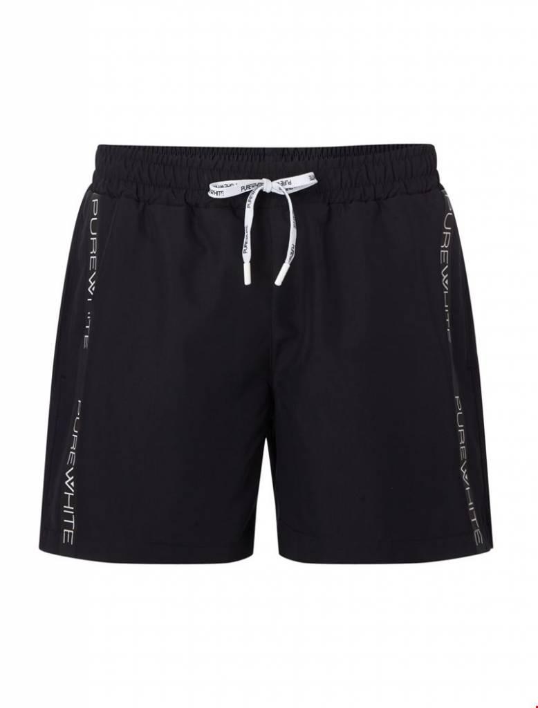 Purewhite Purewhite Swimshort Black