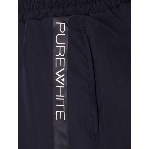 Purewhite Purewhite Swimshort Navy